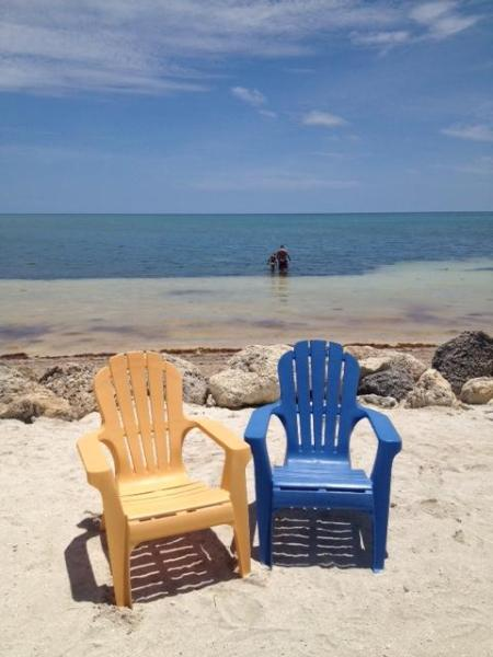 beach - Marathon FL Oceanview condo 3/2 sleeps 8 amazing view - Marathon - rentals