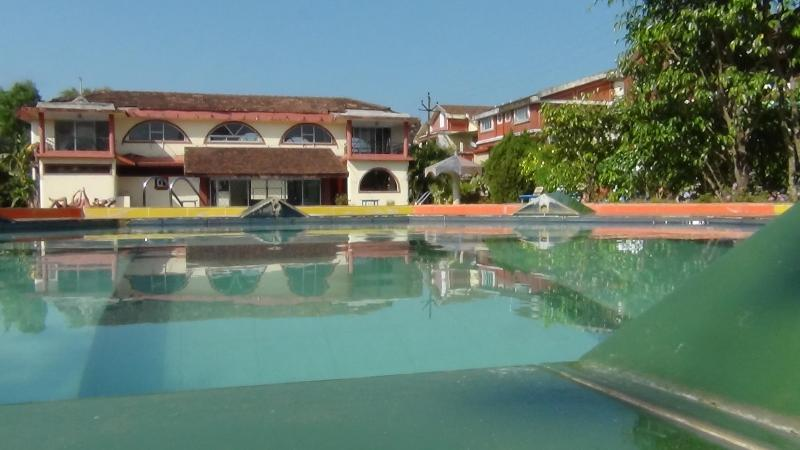 Swimming Pool - South Goa Beach holiday Accommodation rentals - Salcette - rentals
