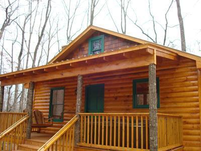 Camp Seven Pines - Image 1 - Helen - rentals