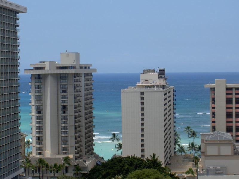 Roof top view - One of a Kind Luxury Suite w/Amenities.Sleeps 1-5! - Honolulu - rentals