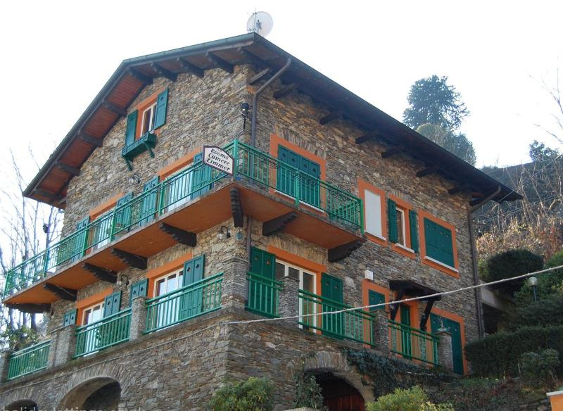 the stone - Villa with Stunning view over the lake near Stresa - Baveno - rentals