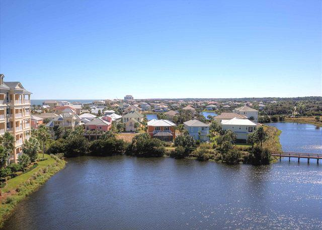Spectacular Penthouse Level Condo in Cinnamon Beach at Ocean Hammock! - Image 1 - Palm Coast - rentals