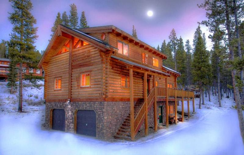 Snowshoe Retreat - Private Home - Image 1 - Breckenridge - rentals