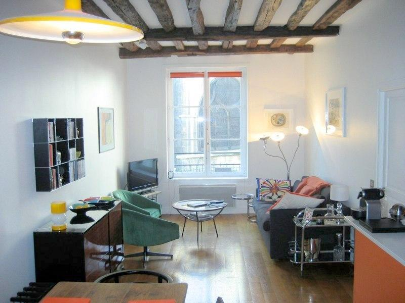 Exclusive Saint Michel apartment 65m2 4 sleeps - Image 1 - Paris - rentals
