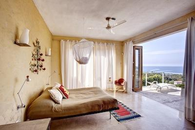 Bedroom - Beautiful villa,bedroom view,Sayulita,Nayarit, - Sayulita - rentals