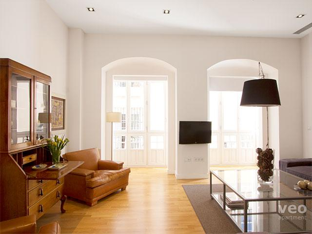 Bright and elegant apartment with modern interiors. - Teodosio 3. Superior 3 bedroom for 8. - Seville - rentals