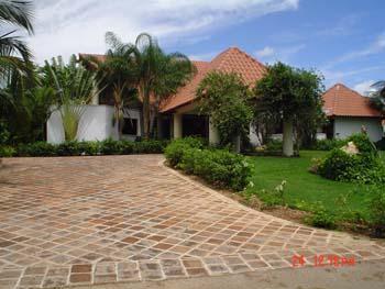 Facade - Wonderful Villa in Casa de Campo - La Romana - rentals