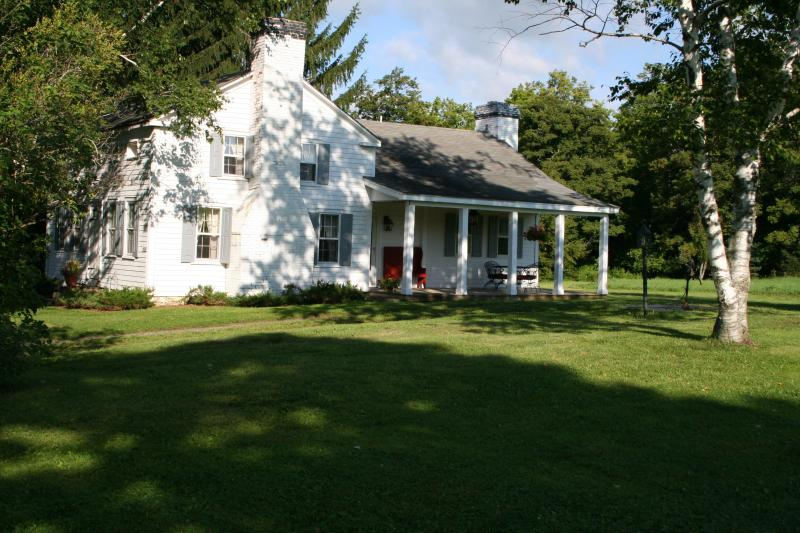 The Herrick House - The Herrick House. Country Home: Fireplaces, Views - Canajoharie - rentals