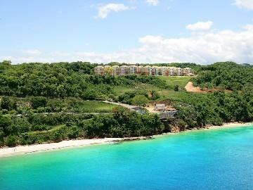 A view from the Beach Crash Boat of the Villa - Villa iL Moure with a relaxing Ocean View - Aguadilla - rentals