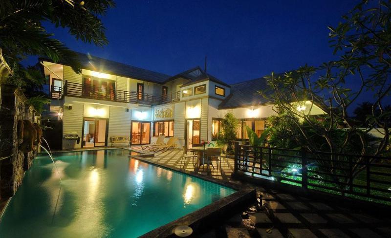 Pool View Evening - Samui Sun Villa - Luxury Villa near Chaweng Beach - Koh Samui - rentals