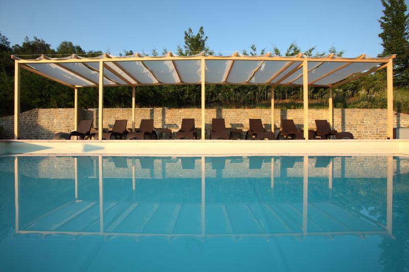 Swimming Pool and Lounge Area - Villa San Lorenzo - Alba - rentals