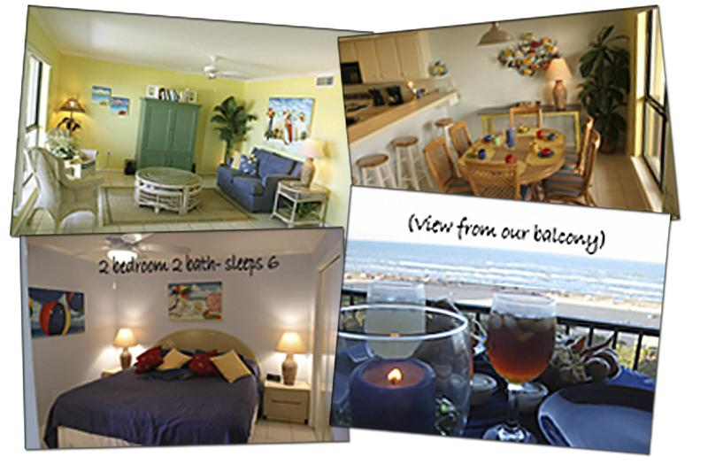 Quick Glimpse - 30% off  June Weekdays A+ South Padre BeachFront - Port Isabel - rentals
