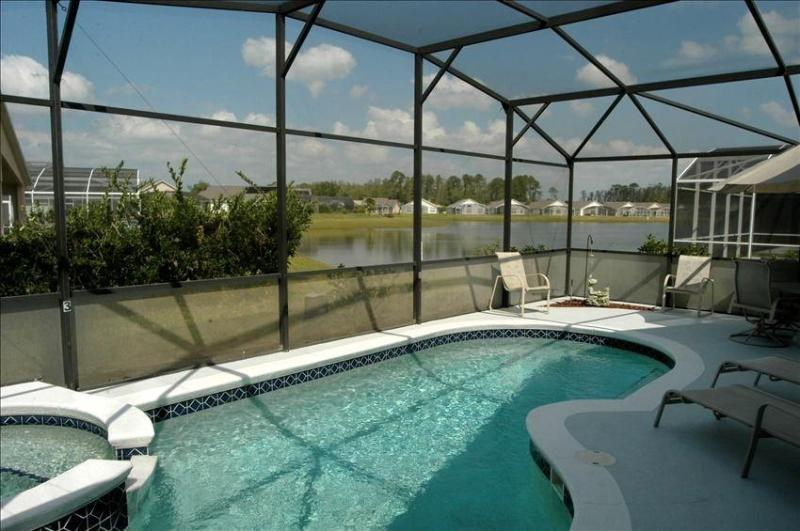 Screened in Pool on beautiful Lake - Disney Dream Vacation Home Minutes from Disney - Kissimmee - rentals