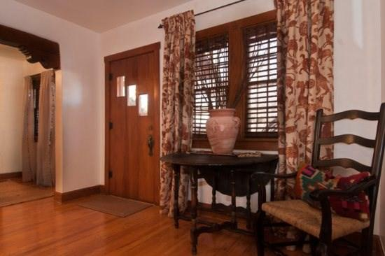 Entrance - Casa Feliz - Santa Fe - rentals