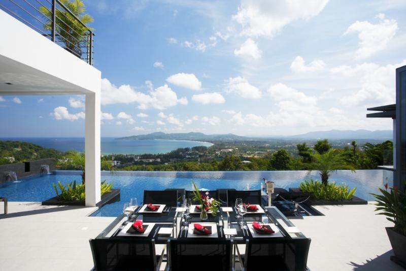 Surin Villa 407 - 5 Beds - Phuket - Image 1 - Surin Beach - rentals