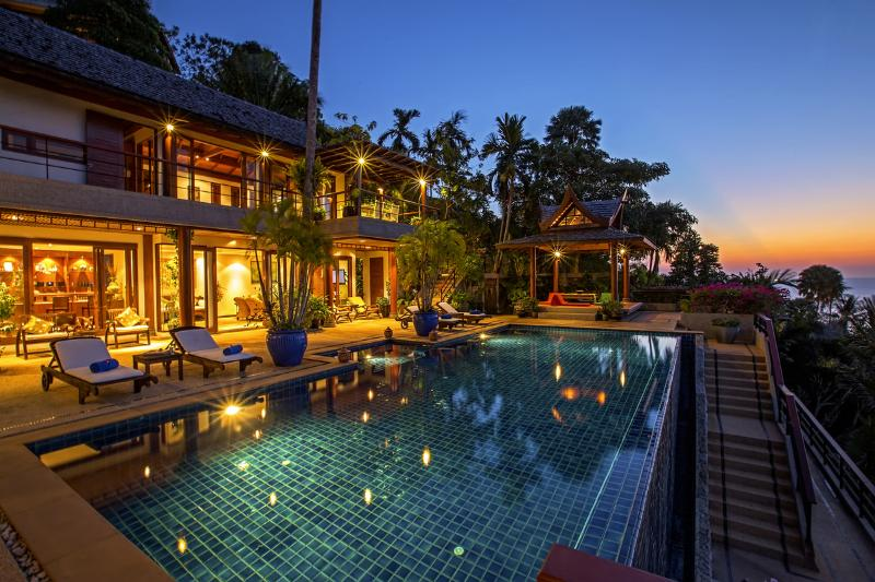 Surin Villa 4260 - 4 Beds - Phuket - Image 1 - Surin Beach - rentals