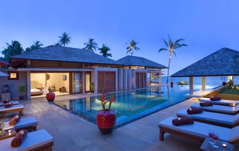 Lipa Noi Villa 4352 - 5 Beds - Koh Samui - Image 1 - Taling Ngam - rentals