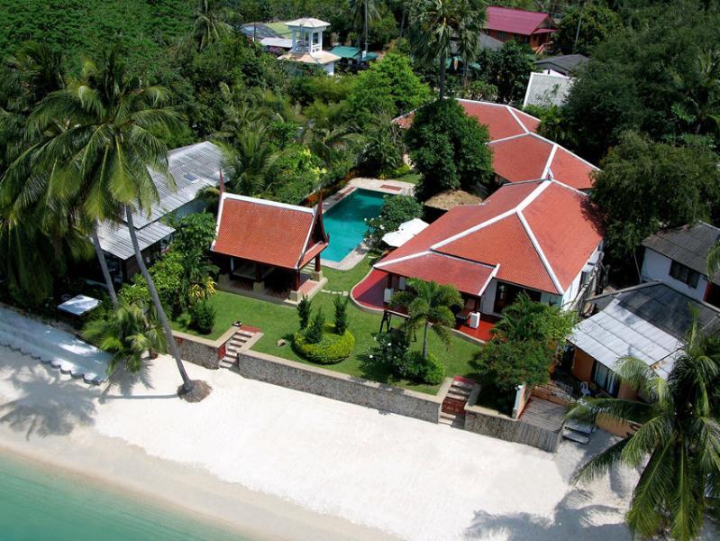 Big Buddha Villa 418 - 5 Beds - Koh Samui - Image 1 - Bophut - rentals
