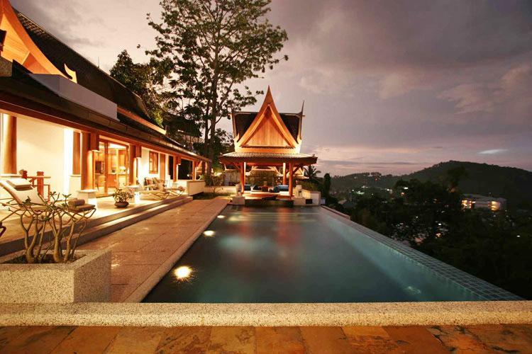 Surin Villa 494 - 4 Beds - Phuket - Image 1 - Surin Beach - rentals