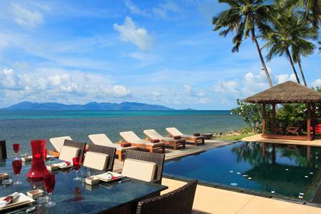 Bang Po Villa 484 - 3 Beds - Koh Samui - Image 1 - Mae Nam - rentals