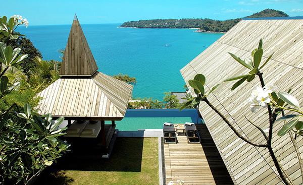 Surin Villa 4177 - 4 Beds - Phuket - Image 1 - Phuket Town - rentals