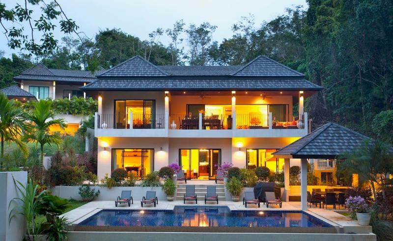 Nai Harn Villa 4268 - 7 Beds - Phuket - Image 1 - Kata - rentals