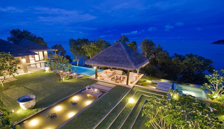 Chaweng Villa 4323 - 5 Beds - Koh Samui - Image 1 - Chaweng - rentals