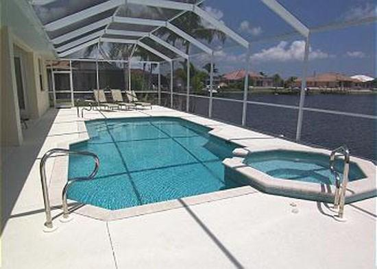 Michaela - 3b/2ba Cape Coral Vacation Home, SW Cape Coral, Gulf Access Canal, Southern Exposure, Pool Table, - Image 1 - Cape Coral - rentals