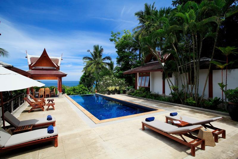 Surin Villa Sereniti - 4 Beds - Phuket - Image 1 - Surin Beach - rentals