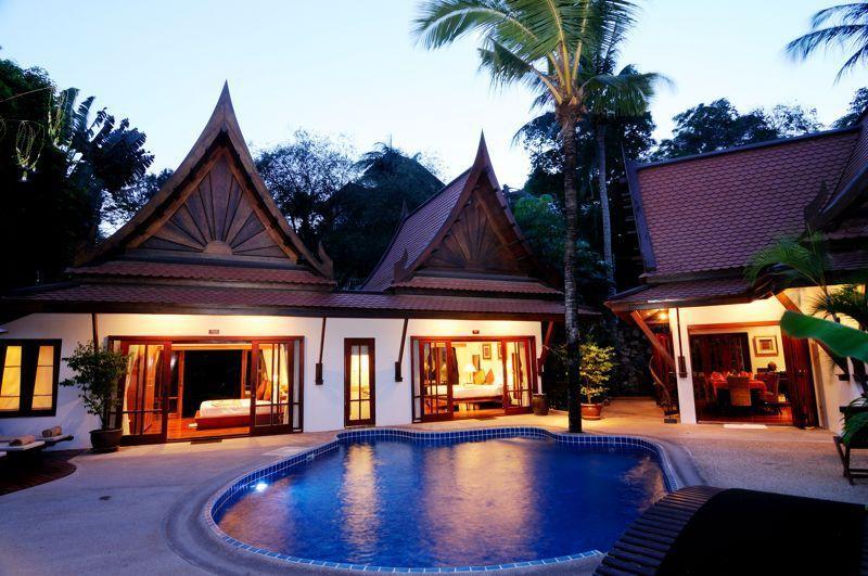 Patong Villa 414 - 5 Beds - Phuket - Image 1 - Patong - rentals