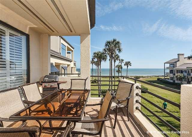 A perfect view, a perfect stay - Spinnakers 808, 3 bedrooms, ocean views, near pool - Ponte Vedra Beach - rentals
