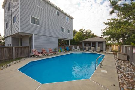 Awesome pool/patio - Wildest Dreams II - Virginia Beach - rentals