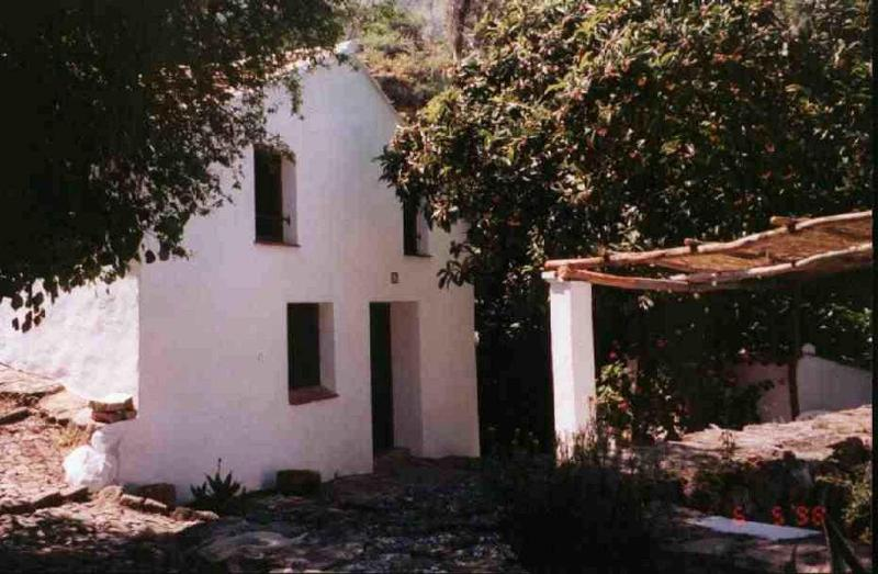 El Zurdo,  Watermill in the  Sierra de Grazalema - Image 1 - Grazalema - rentals