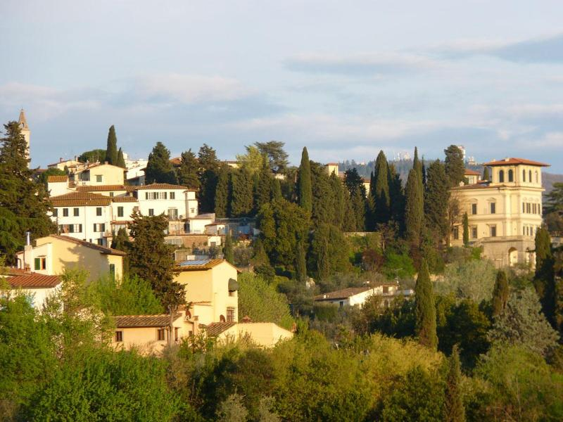 Settignano panorama - Medieval Florence Vacation Rental at Casa del Pozzo - Florence - rentals