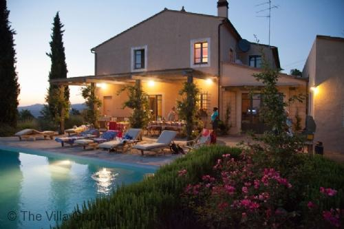 Villa 4791 - Image 1 - San Casciano dei Bagni - rentals