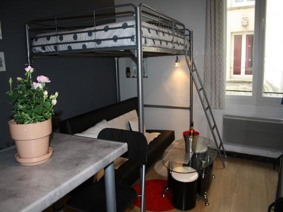 Cute studioRue Xavier Privas LatinQuarter-apt1113 - Image 1 - Paris - rentals