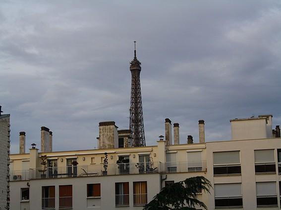 Home with Eiffel Tower view-Theatre - apt #1125 - Image 1 - Paris - rentals