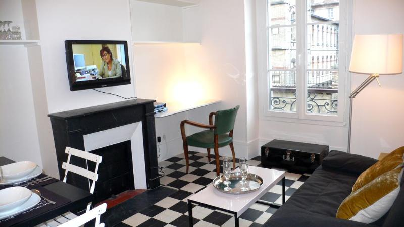 473 One bedroom   Paris Montparnasse district - Image 1 - Paris - rentals