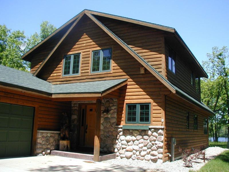 Lakeside Lodge on Castle Rock Lake, near WI Dells - Image 1 - Necedah - rentals