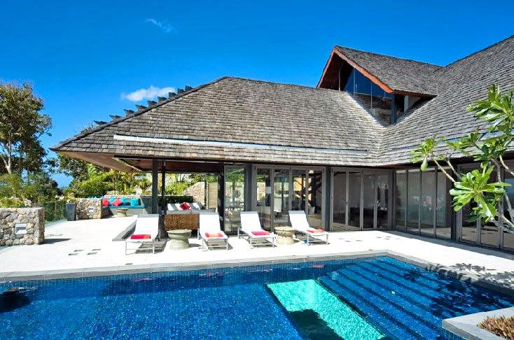 Kalim Villa 435 - 4 Beds - Phuket - Image 1 - Kamala - rentals