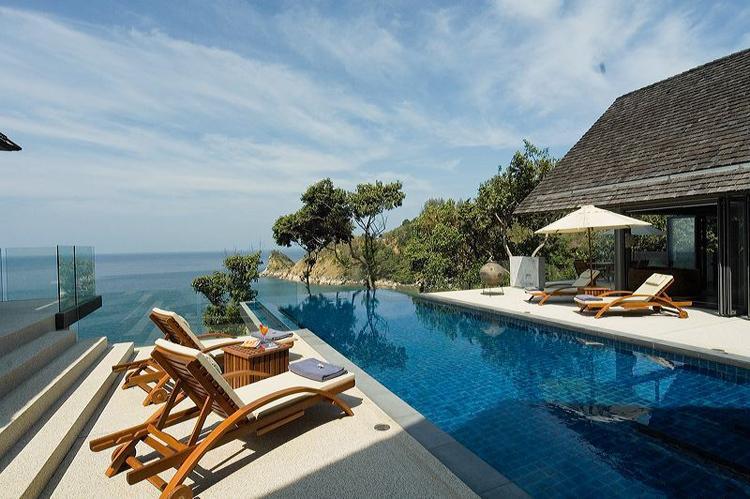 Kalim Beach Villa 447 - 4 Beds - Phuket - Image 1 - Kamala - rentals