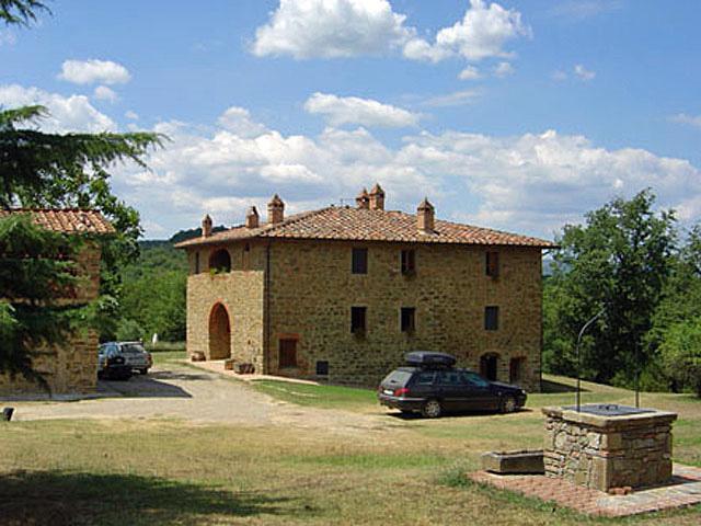 Valdambra - Image 1 - Badia Agnano - rentals
