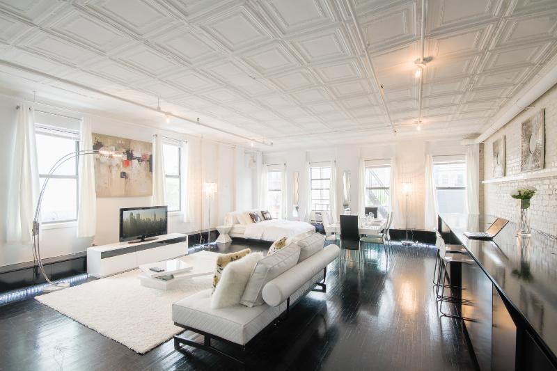 Stunning and Stylish Loft - Image 1 - New York City - rentals