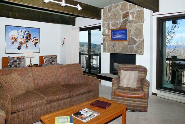 Storm Meadows Club A Condominiums - CA211 - Image 1 - Steamboat Springs - rentals