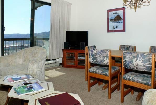 Storm Meadows Club A Condominiums - CA317 - Image 1 - Steamboat Springs - rentals
