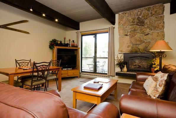 Storm Meadows Club A Condominiums - CA318 - Image 1 - Steamboat Springs - rentals
