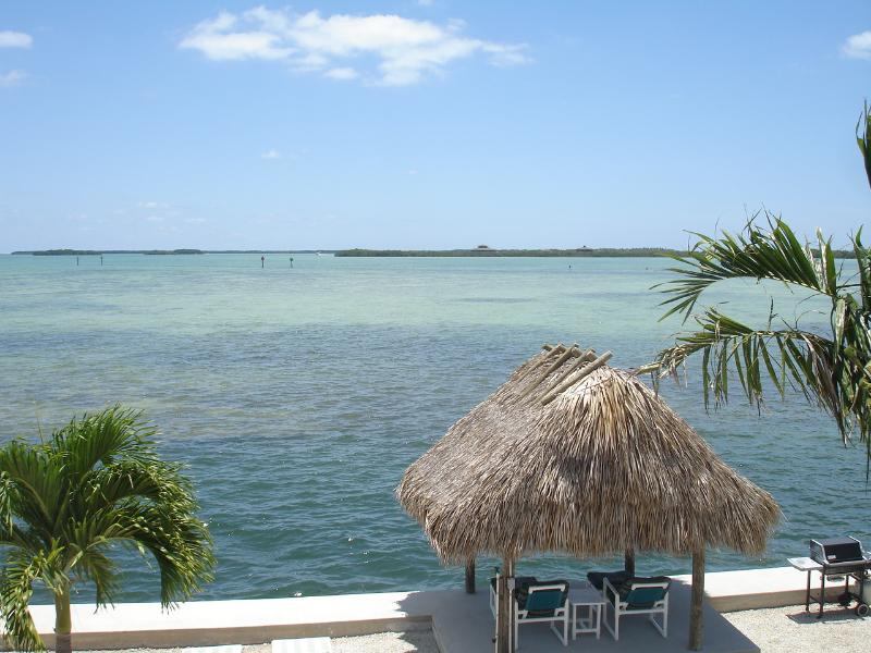 Picture Postcard Open Water View - Open Water is Only 42 Feet From Your  Front Door ! - Ramrod Key - rentals