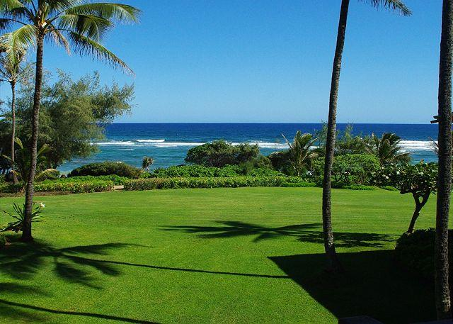 Kaha Lani 213: Wailua Bay view on the Coconut Coast, at Lydgate Park - Image 1 - Lihue - rentals