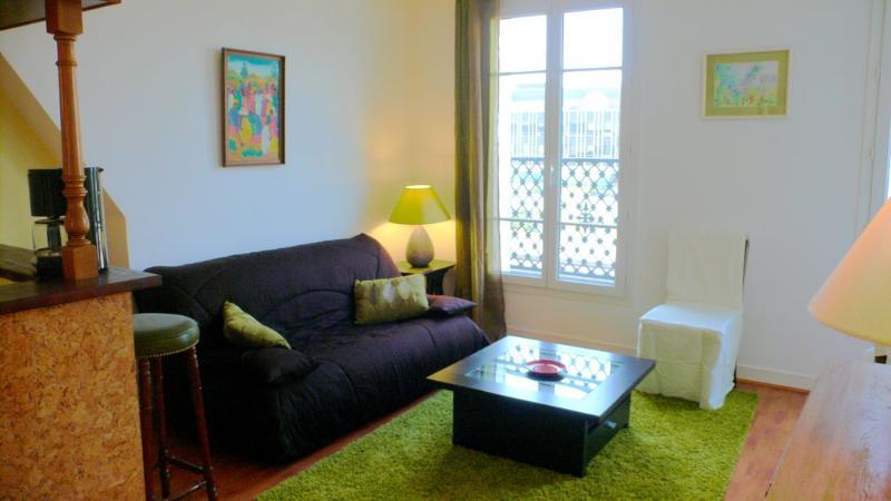 474 One bedroom Terrasse  Paris Montparnasse district - Image 1 - Paris - rentals