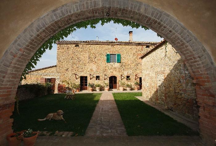 Villa Pienza Large Italian villa rental in Pienza near Siena - Tuscany - Image 1 - Pienza - rentals